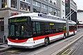 St. Gallen trolleybus 175 Marktplatz, 2014.JPG
