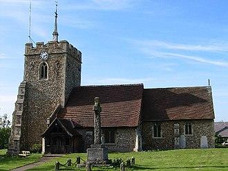 William Lax - St Ippolyts Church