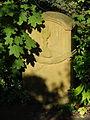 St. Laurentius (Oppershofen) Grabstein 01.JPG