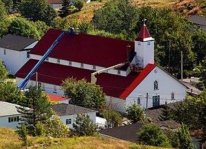 Upper Island Cove - St. Peter's Anglican Church