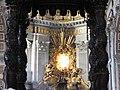 St. Peter's Basilica Interior 聖伯多祿大殿內景 - panoramio.jpg