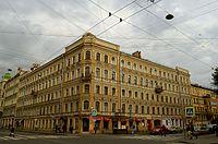 St. Petersburg. Suvorovskiy Prospect, 9. Profitable House.JPG