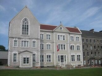 Saint Bonaventure's College - Mullock Hall