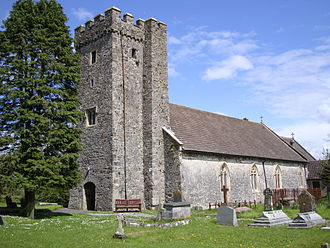 St Clears - Priory Church of St Mary Magdalene