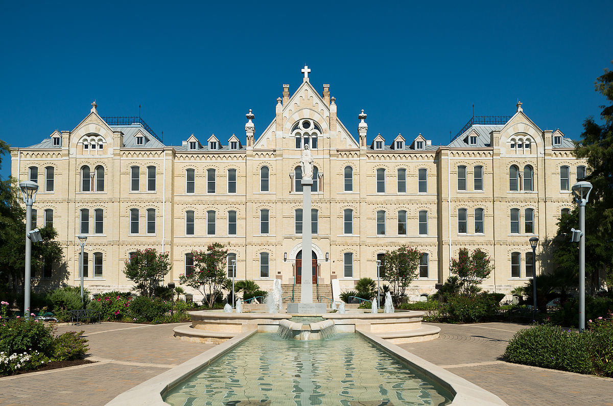St Mary College >> St Mary S University Texas Wikipedia