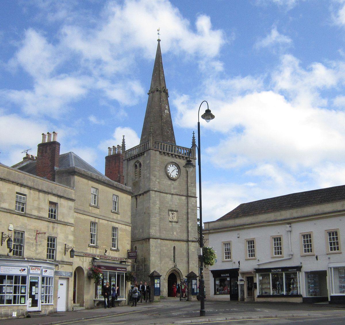 St Andrew's Church, Chippenham