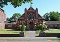 St Andrew Presbyterian Church Hall, Cheam (geograph 1880899).jpg