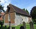 St Bartholomew's Church, Westwood Lane, Wanborough (May 2014) (2).JPG