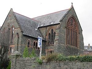 St Deiniol's Church, Criccieth - St Deiniol's Church
