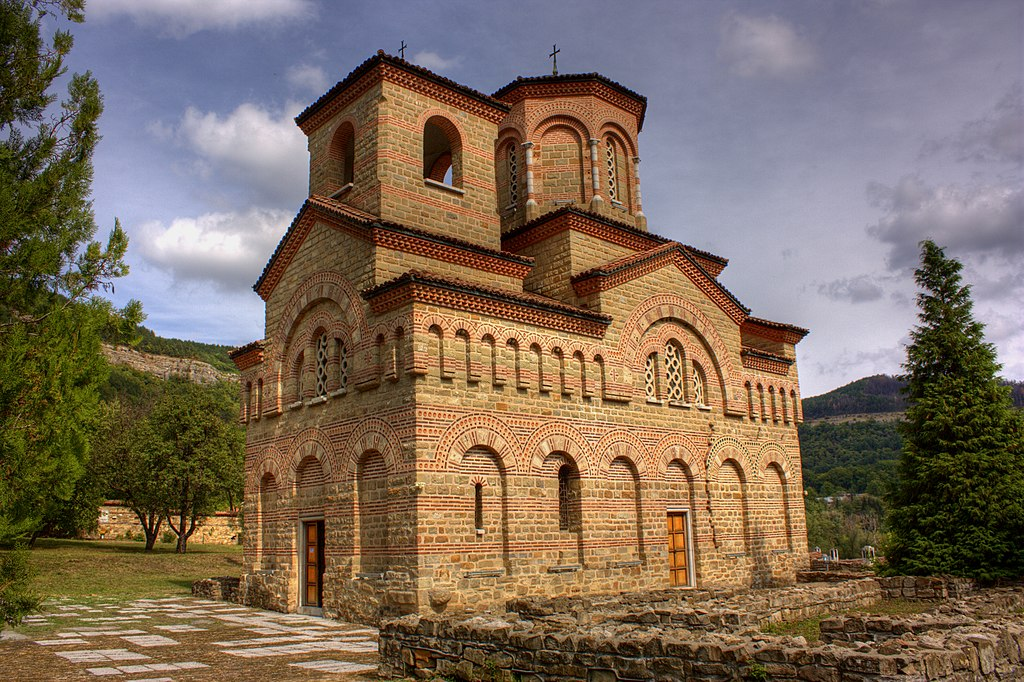 St Demetrius Tarnovo Klearchos 2.jpg