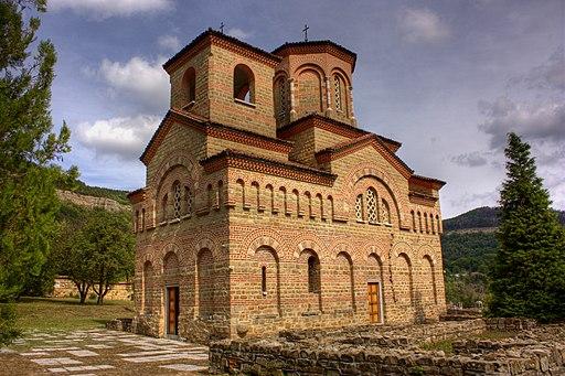 Велико-Тырново  St Demetrius Tarnovo Klearchos 2