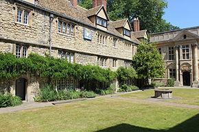 Skt. Edmund Hall, Oxford.JPG