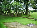 St Francis Church, Hill Chapel, Graveyard - geograph.org.uk - 914371.jpg
