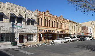 National Register of Historic Places listings in Gonzales County, Texas - Image: St George Street