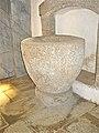 St Jacob Kleinzwettl Romanesque Font 15.jpg