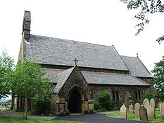 St James the Great Church, Wrightington.JPG