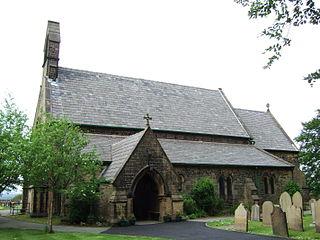 St James the Great Church, Wrightington Church in Lancashire, England