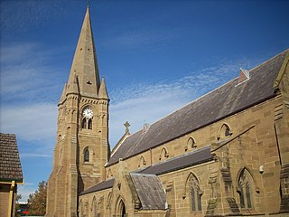 St Marys the Virgin Anglican Church Church in New South Wales, Australia