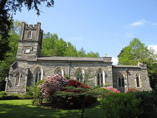 St Mary's Church, Rydal