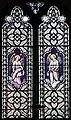 St Mary the Virgin, Eastry, Kent - Window - geograph.org.uk - 321920.jpg
