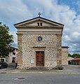 St Maurice church in Villette-de-Vienne 02.jpg