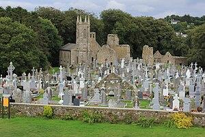 St Mullin's - St. Mullins Graveyard and Monastic Site