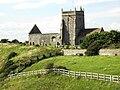 St Nicholas' Church, Uphill, Somerset.jpg