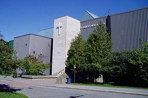 St. Patrick's High School (Ottawa) - Image: St Patrick's HS, Ottawa