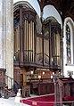 St Peter and St Paul, Cromer, Norfolk - Organ - geograph.org.uk - 1048426.jpg