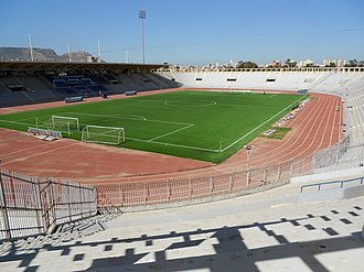 Algerian Cup - Stade Ahmed Zabana host the final in 1992.