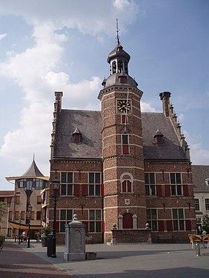 Gennep - Image: Stadhuisgennep
