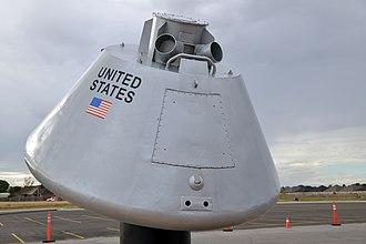 Boilerplate (spaceflight) - BP-1210