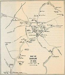 Hanley Staffordshire Wikipedia