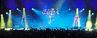 Staind - Staind live at the LEC in Laredo, Texas, U.S. in 2009