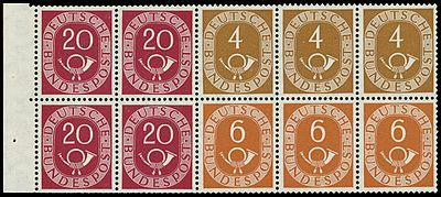 Stamps of Germany (BRD) 1951 Heftchenblatt 2.jpg