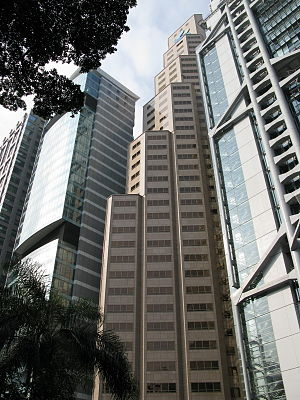 Standard Chartered - Standard Chartered Bank Building in Hong Kong