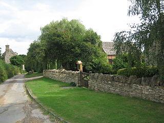 Stanley Pontlarge human settlement in United Kingdom