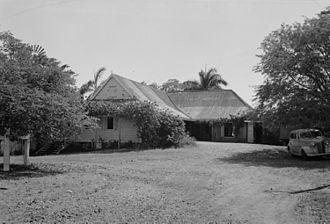 Gracemere Homestead - Gracemere homestead, circa 1940