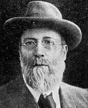 Warwick Daily News - Samuel Irwin, proprietor of the Warwick Examiner and Times, Warwick, 1901