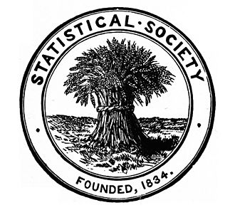 Royal Statistical Society - Later seal