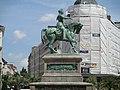Statue of Jeanne d'Arc in Orléans, Place du Martroi.jpg