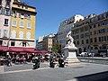 Statue sur Le Cours Honoré d'Estienne d'Orves, marseille - panoramio.jpg