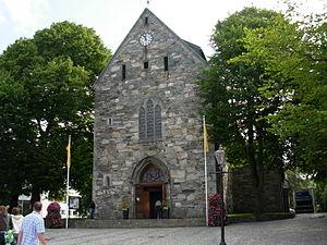 Stavanger Cathedral - Image: Stavanger domkirke 2