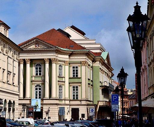 Stavovské divadlo 1