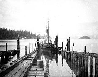 Loring, Alaska Census-designated place in Alaska, United States