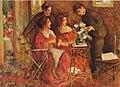 Stefan Luchian - Scriitorul Beldiceanu cu familia si poetul St. O. Iosif (1).jpg