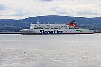 Stena Superfast X leaving Dublin Port closeup.jpg