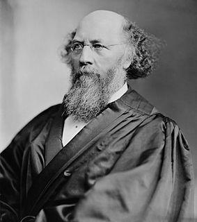 Stephen Johnson Field American judge