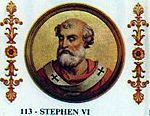 Stephanus VII: imago