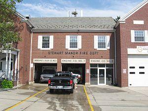 Stewart Manor, New York - Stewart ManorFire Department